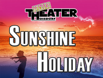Junges Theater Hoisdorf, Inszenierung Sunshine Holiday Mai 2016