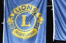 Das Logo von Lions International.