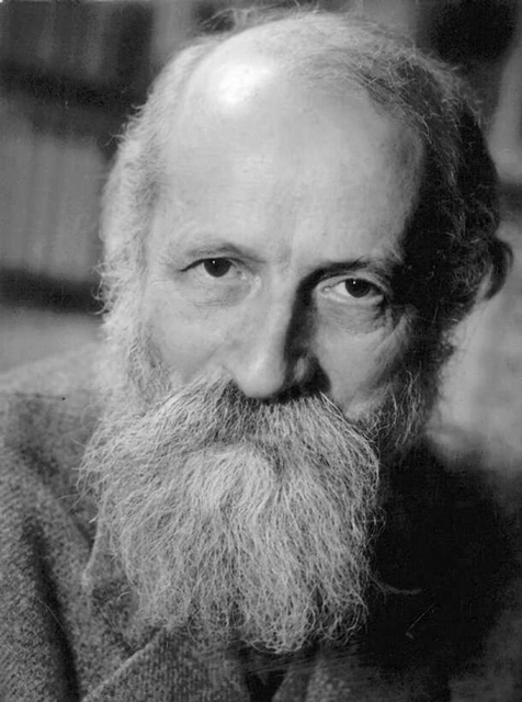 Martin Buber. Foto: The David B. Keidan Collection of Digital Images from the Central Zionist Archives (via Harvard University Library), https://commons.wikimedia.org